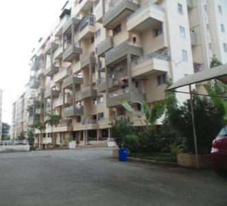 Gallery Cover Image of 1000 Sq.ft 2 BHK Apartment for rent in Hadapsar for 15000