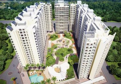 Gallery Cover Image of 572 Sq.ft 1 BHK Apartment for buy in Kalyan West for 3800000