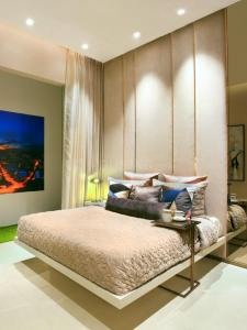 Gallery Cover Image of 984 Sq.ft 2 BHK Apartment for buy in Godrej Ananda, Bagaluru for 4599000