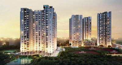 Gallery Cover Image of 1357 Sq.ft 3 BHK Apartment for buy in Ozone, Rajpur Sonarpur for 9800000