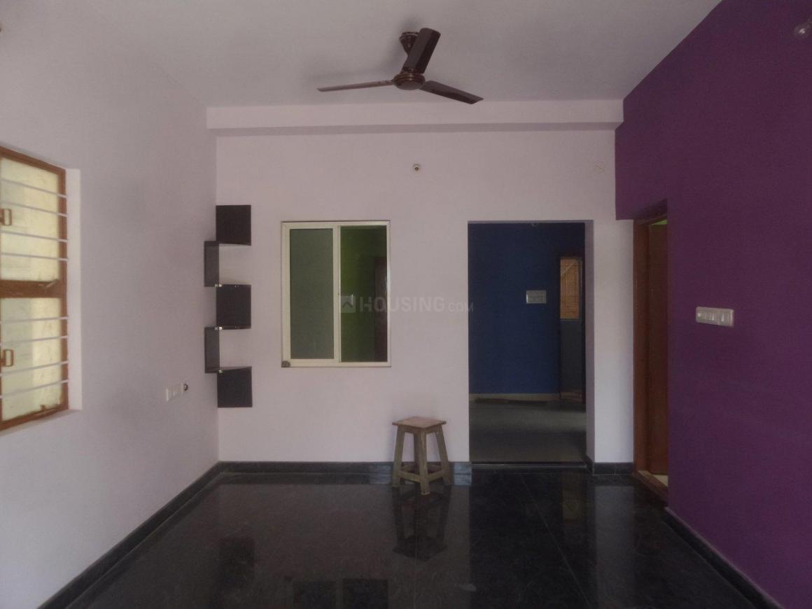 Living Room Image of 1000 Sq.ft 2 BHK Independent Floor for rent in Basaveshwara Nagar for 20000