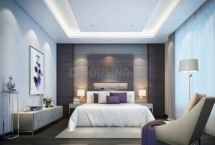Bedroom Image of 918 Sq.ft 2 BHK Apartment for buy in Urbanrise Spring Is In The Air, Miyapur for 4222800
