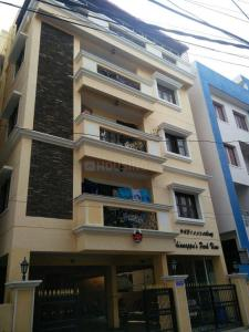 Gallery Cover Image of 1050 Sq.ft 2 BHK Apartment for buy in Maruthi Sevanagar for 7500000