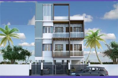 Gallery Cover Image of 740 Sq.ft 2 BHK Apartment for buy in Iyyappanthangal for 3450000