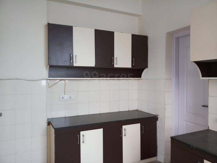 Kitchen Image of 1300 Sq.ft 3 BHK Apartment for rent in Omicron I Greater Noida for 9000
