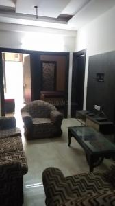 Gallery Cover Image of 1300 Sq.ft 3 BHK Independent Floor for rent in Vaishali for 15000