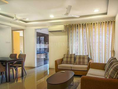 Gallery Cover Image of 1100 Sq.ft 2 BHK Apartment for rent in Today Grande Vista, Ulwe for 10000