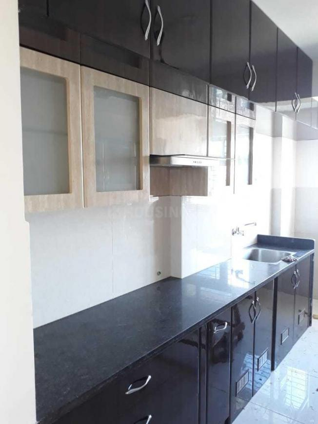 Kitchen Image of 2100 Sq.ft 4 BHK Apartment for rent in Porur for 45000