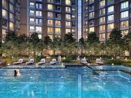 Gallery Cover Image of 1845 Sq.ft 3 BHK Apartment for buy in Lodha Luxuria, Thane West for 23200000