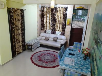 Gallery Cover Image of 563 Sq.ft 1 BHK Apartment for buy in Thane West for 9500000