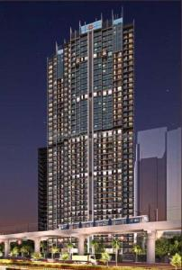 Gallery Cover Image of 704 Sq.ft 1 BHK Apartment for buy in Ayodhya Saffron Residency Phase 1, Kurla East for 9900000