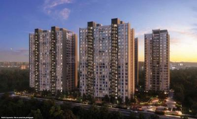 Gallery Cover Image of 633 Sq.ft 2 BHK Apartment for buy in Godrej Green Glades, Jagatpur for 5000001