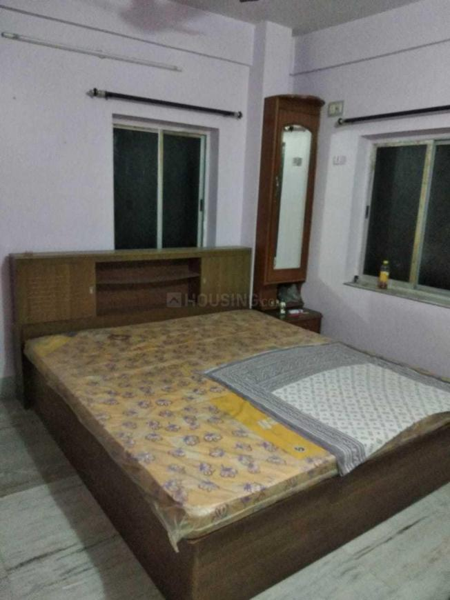 Bedroom Image of 450 Sq.ft 1 RK Apartment for rent in Keshtopur for 4000