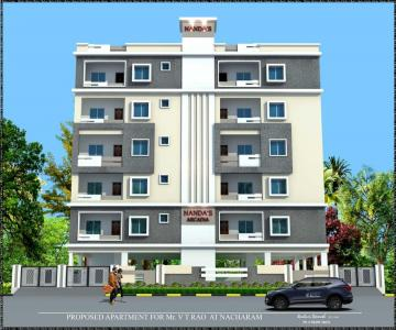 Gallery Cover Image of 1700 Sq.ft 3 BHK Apartment for buy in Nacharam for 9600000