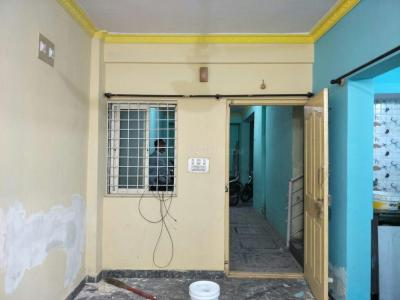 Gallery Cover Image of 550 Sq.ft 1 BHK Independent Floor for rent in Ejipura for 12000