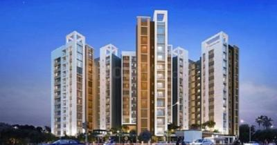Gallery Cover Image of 1367 Sq.ft 3 BHK Apartment for buy in Shivom Shankhmani, Paschim Putiary for 8550585