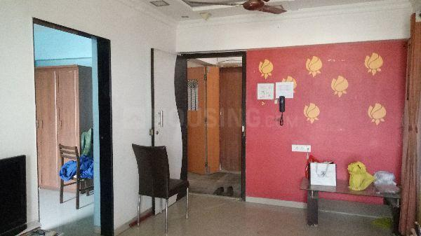 Living Room Image of 1105 Sq.ft 3 BHK Apartment for buy in Goregaon East for 8500000