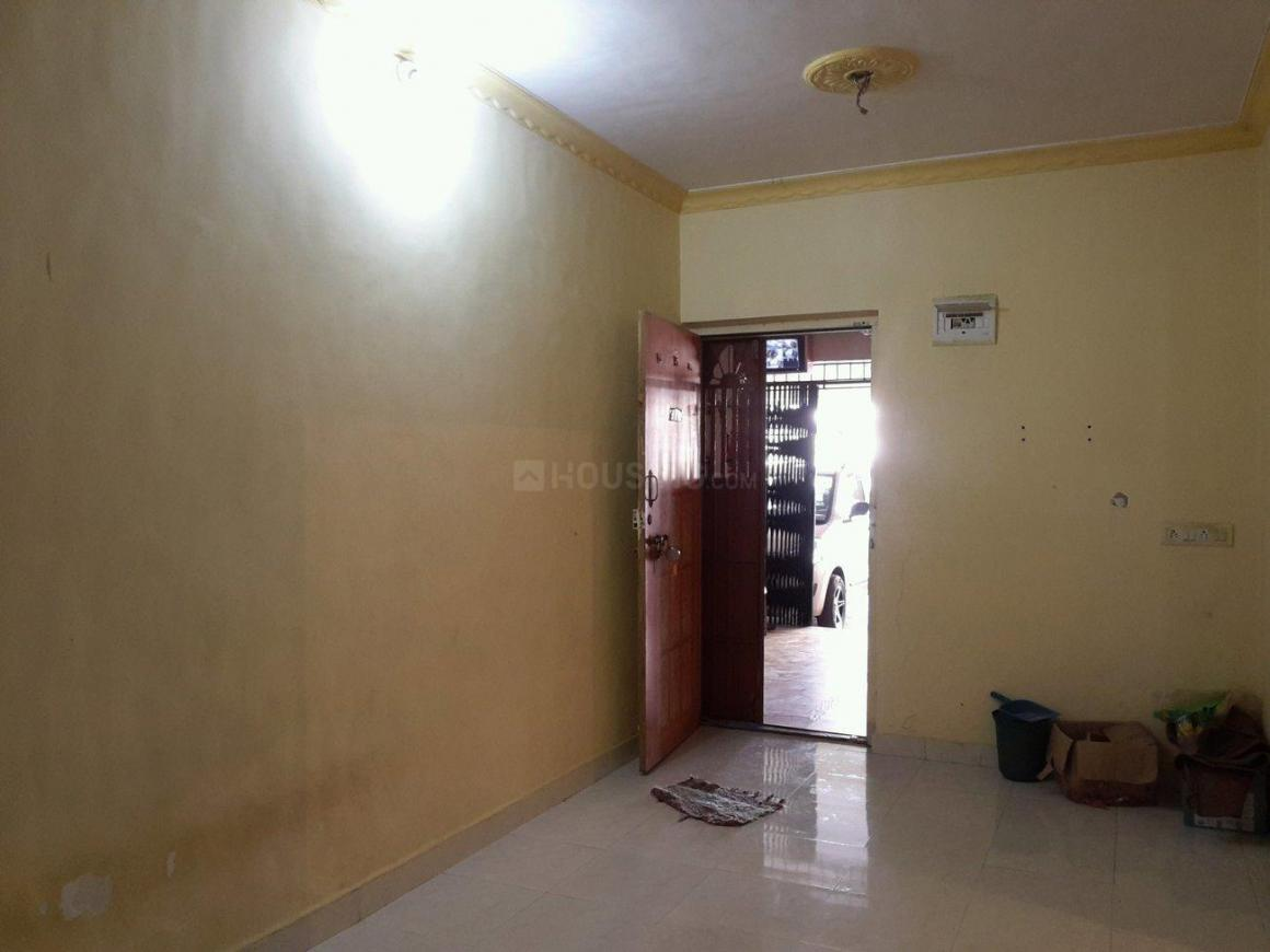 Living Room Image of 600 Sq.ft 1 BHK Apartment for buy in Airoli for 6000000