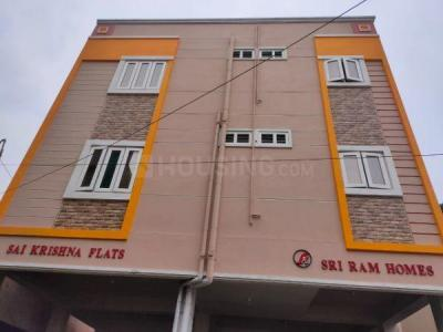 Gallery Cover Image of 468 Sq.ft 1 BHK Apartment for buy in Sai Krishna Flats, Medavakkam for 2246400