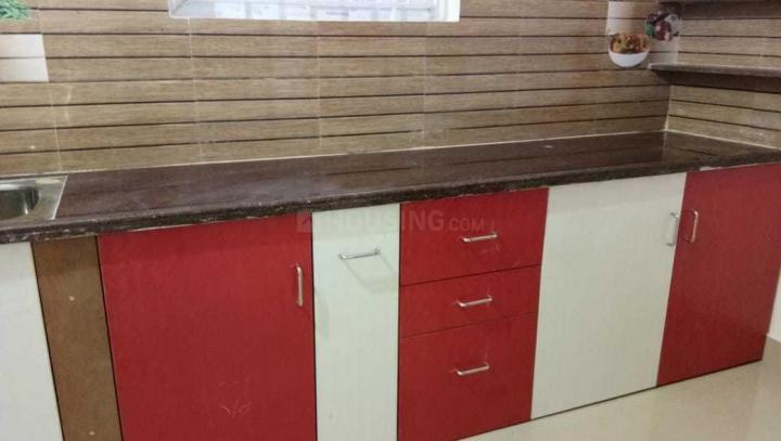 Kitchen Image of 866 Sq.ft 2 BHK Apartment for buy in Mannivakkam for 3500000