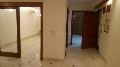 Gallery Cover Image of 2000 Sq.ft 4 BHK Apartment for rent in Vasant Vihar for 150000