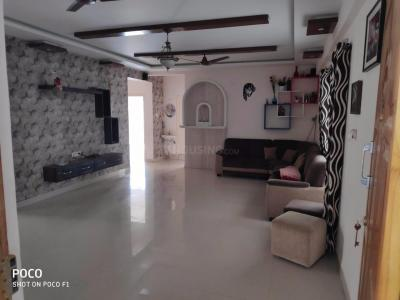 Gallery Cover Image of 1550 Sq.ft 3 BHK Apartment for rent in Kudlu for 31000