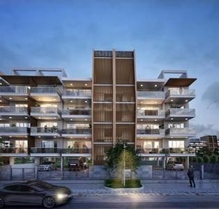 Gallery Cover Image of 2050 Sq.ft 3 BHK Independent Floor for buy in Adani Samsara Vilasa, Sector 63 for 22600000