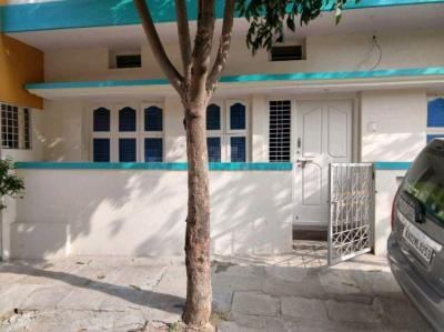 Gallery Cover Image of 550 Sq.ft 1 BHK Independent Floor for rent in Vijayanagar for 8000