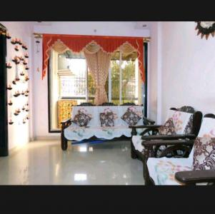 Gallery Cover Image of 650 Sq.ft 1 BHK Apartment for buy in Dombivli West for 4500000
