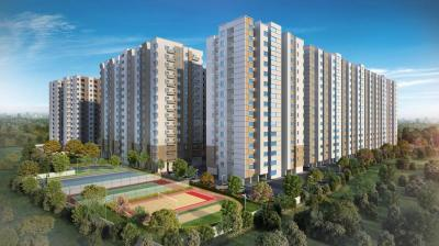 Gallery Cover Image of 1200 Sq.ft 2 BHK Apartment for buy in Alliance Galleria Residences, Old Pallavaram for 8000000