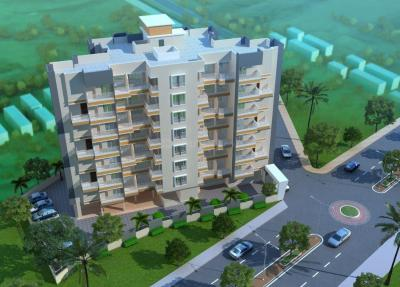 Gallery Cover Image of 860 Sq.ft 2 BHK Apartment for buy in Kalyan East for 4500000