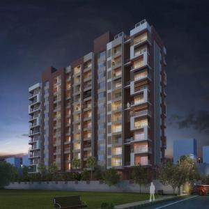 Gallery Cover Image of 1006 Sq.ft 2 BHK Apartment for buy in Gokhalenagar for 12300000