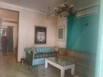 Gallery Cover Image of 1800 Sq.ft 1 BHK Independent House for rent in Greater Kailash I for 55000