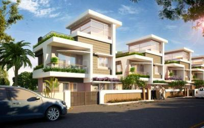 Gallery Cover Image of 1352 Sq.ft 3 BHK Villa for buy in Rajarhat for 5200000