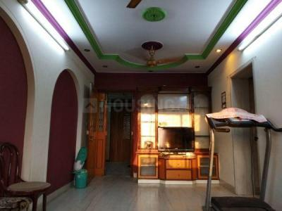 Gallery Cover Image of 710 Sq.ft 1 BHK Apartment for rent in Airoli for 19500