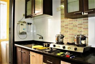 Kitchen Image of Nitin`s Nest Ghansoli in Ghansoli