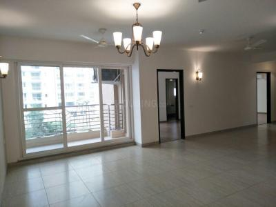 Hall Image of 1520 Sq.ft 3 BHK Apartment for rent in Cleo County, Sector 121 for 26000