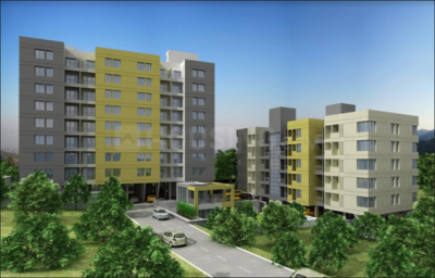 Gallery Cover Image of 1158 Sq.ft 3 BHK Apartment for buy in Baner for 7871225