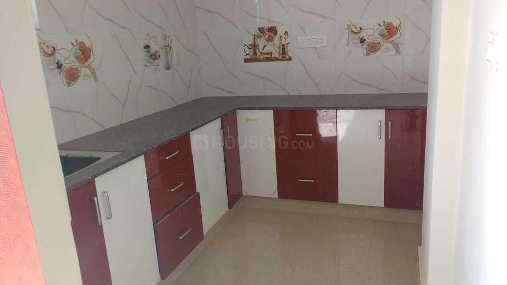 Kitchen Image of 1100 Sq.ft 1 BHK Apartment for rent in Bikasipura for 14000
