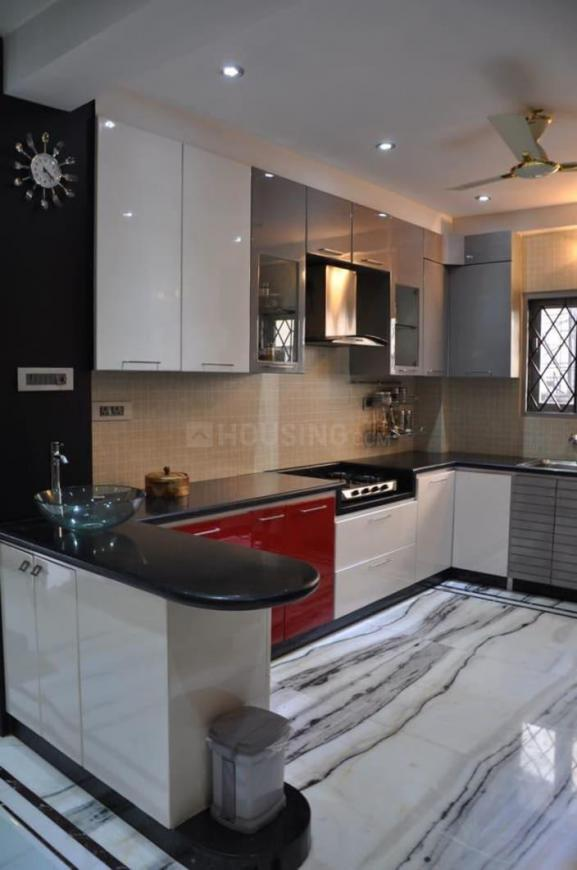 Kitchen Image of 517 Sq.ft 1 BHK Independent House for buy in Thirumazhisai for 2400000