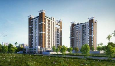 Gallery Cover Image of 791 Sq.ft 3 BHK Apartment for buy in Merlin Next, Sarsuna for 4889171