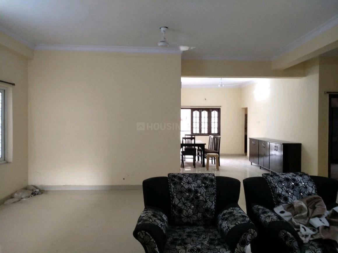 Living Room Image of 1650 Sq.ft 3 BHK Apartment for rent in Manikonda for 27000