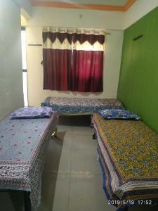 Bedroom Image of Shivam PG in Nerul