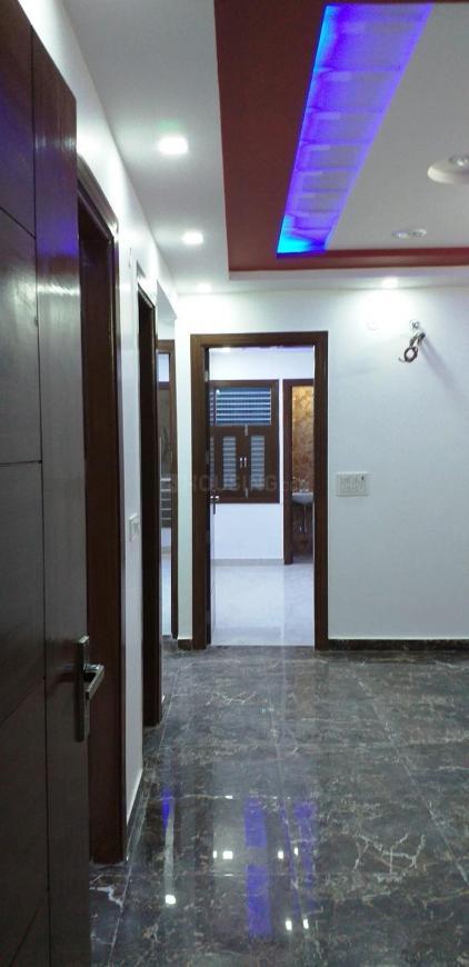 Living Room Image of 800 Sq.ft 3 BHK Independent Floor for buy in Uttam Nagar for 3600000