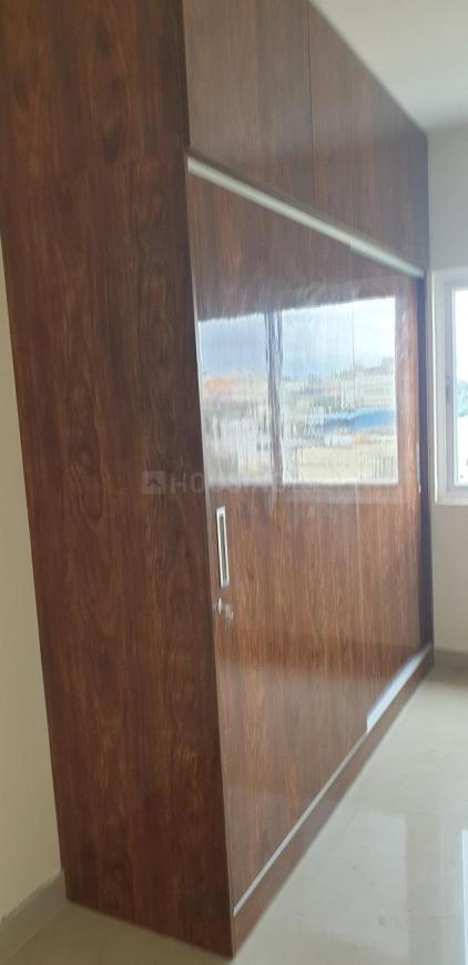 Bedroom Image of 1300 Sq.ft 3 BHK Apartment for rent in Shingapura for 22000
