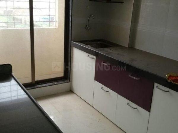 Kitchen Image of 1125 Sq.ft 2 BHK Apartment for rent in Borivali West for 32000