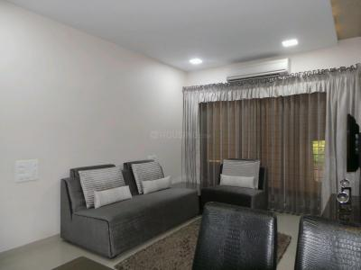 Living Room Image of 875 Sq.ft 2 BHK Apartment for buy in Mira Road East for 5985000