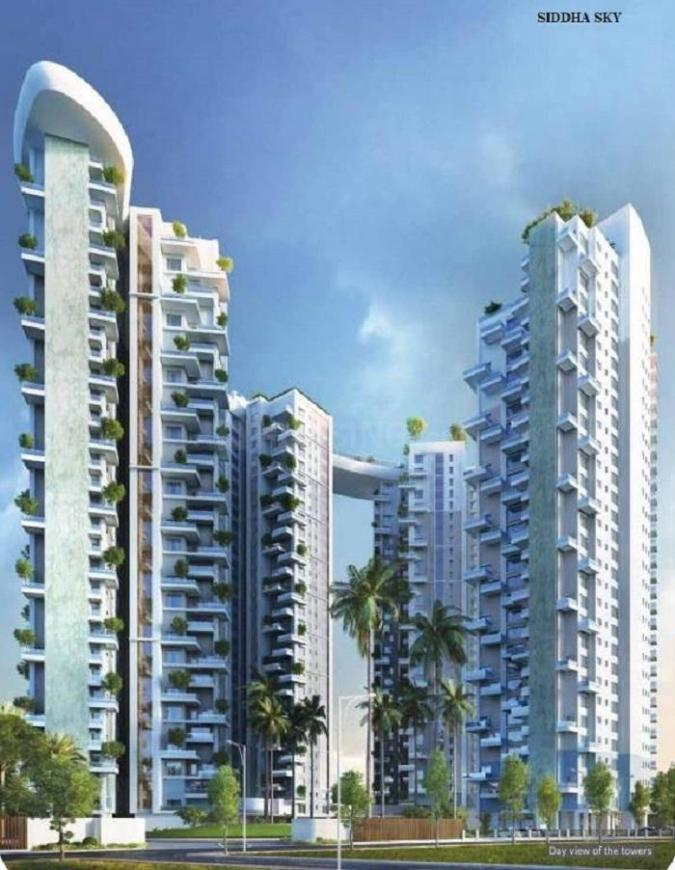 Building Image of 1690 Sq.ft 3 BHK Apartment for buy in Tangra for 11600000
