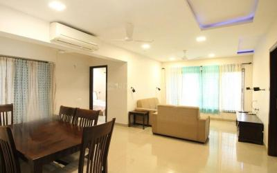 Gallery Cover Image of 1500 Sq.ft 3 BHK Apartment for rent in Bandra West for 150000