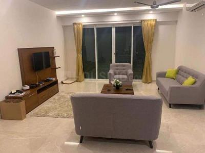 Gallery Cover Image of 2400 Sq.ft 3 BHK Apartment for rent in Karle Zenith, Nagavara for 65000